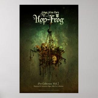 """Poster """"Hop-Frog """""""