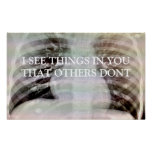 POSTER - I SEE THINGS IN YOU OTHER DONT