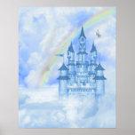 Poster ideal del castillo