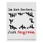 Poster I'm Not Perfect