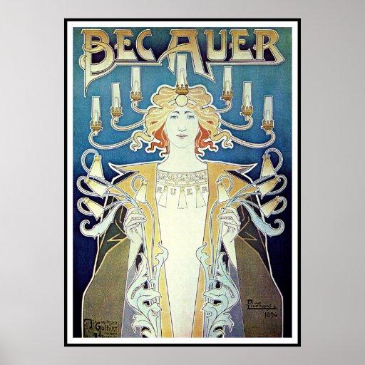 Poster/impresión: Arte Nouveau - Privat Livemont