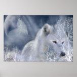 Poster/impresión del arte de White Wolf