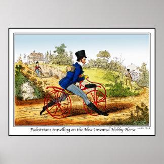 Poster/impresión: El caballo de la afición:  Póster