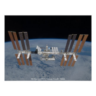 Poster / International Space Station