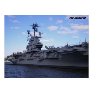 Poster intrépido de USS
