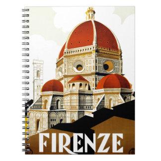 Poster italiano del turismo del vintage