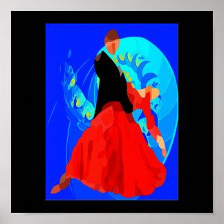 Poster-Jean Michel Tango Poster