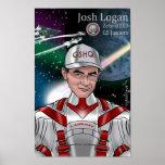 Poster: Josh Logan