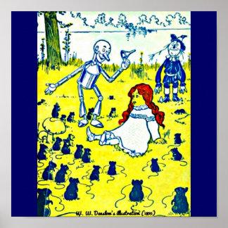 Poster-Kids-William Warren Denslow 2 Poster