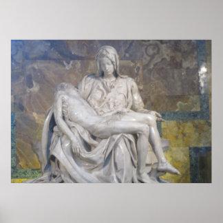 Poster--La Pieta