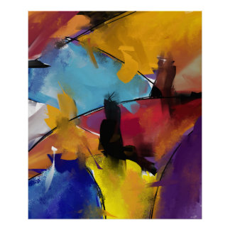 """Poster Large model """"Abstract 1412 """""""
