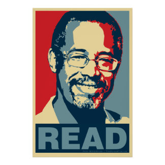 "Poster ""leído"" de la parodia de Ben Carson Obama"