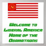 Poster liberal de América