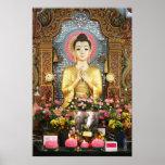 Poster lindo de Buda