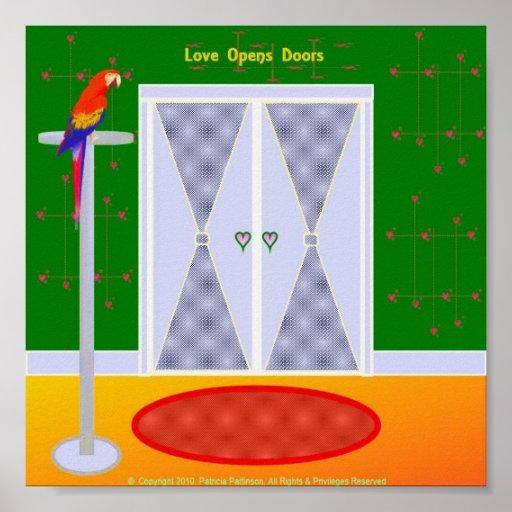 Poster - Love Opens Doors