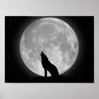 Poster: Luna y lobo