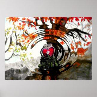 Poster Magic Heart