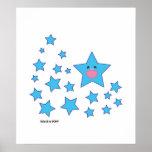 Poster mágico 24x24 Dolce de la estrella el | y po