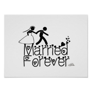 Poster Married forever
