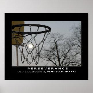 Poster (mate) del baloncesto #102