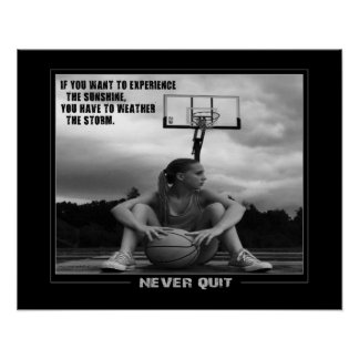 Poster (mate) del baloncesto #211 póster