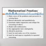 Poster matemático de las prácticas