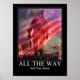 Poster militar póster