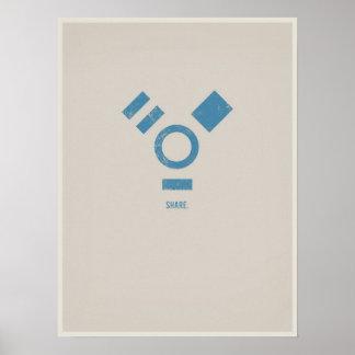 Poster minimalistic del firewire