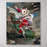 Poster minúsculo del ratón de Napoleon