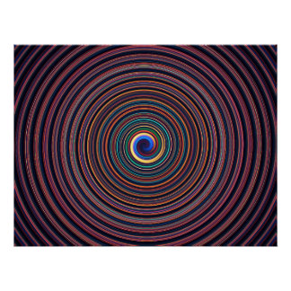 Poster Modern Art Thrill I by Billy Bernie