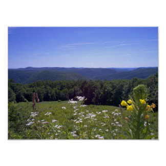 Poster - Mohawk Trail