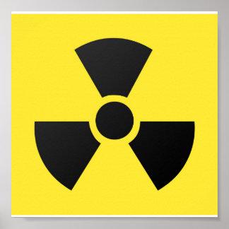 Poster-Muestras y Símbolo-Radiación