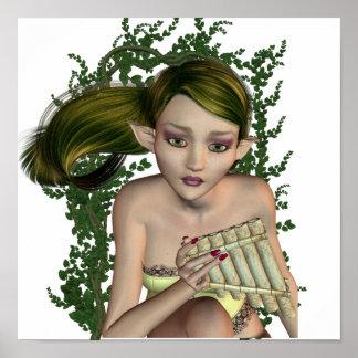 Poster musical del duende