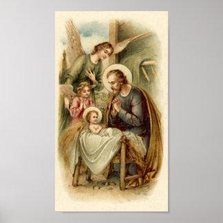 Poster: Natividad de San José