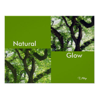 POSTER: Natural Glow,