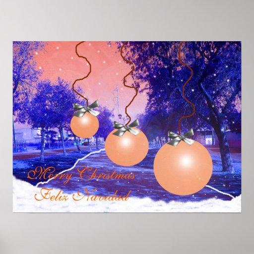 Poster Navidad
