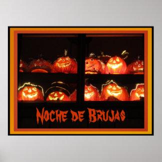 Poster - Noche de Brujas