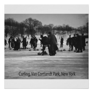 Poster o impresión que se encrespa - Nueva York de