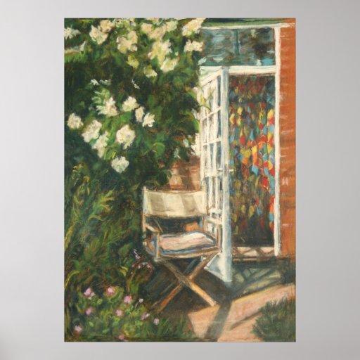 Poster o impresión - Seat de la bella arte en el S