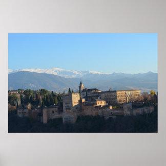 Poster of Alhambra