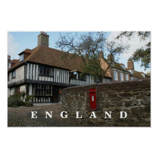 Poster of England