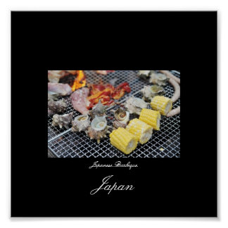Poster of Japanese Barbeque
