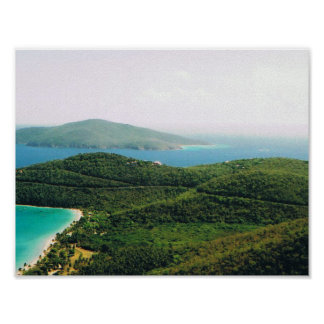 Poster of Megan's Bay, Saint Thomas