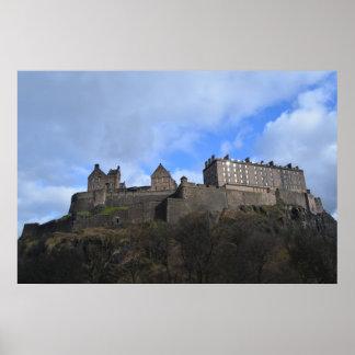 Poster of the Castle of Edimburgo