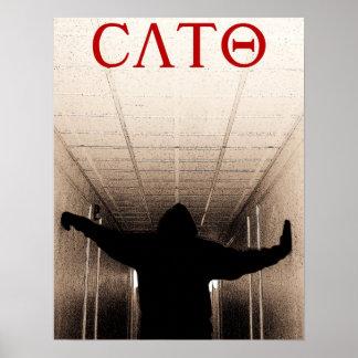 Poster oficial de Cato - vestíbulo
