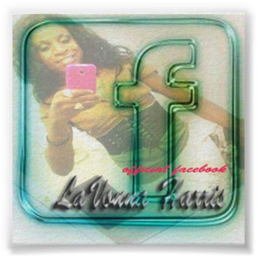 Poster oficial de LaVonna Harris Facebook
