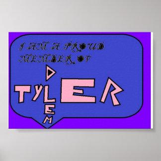 Poster orgulloso del miembro
