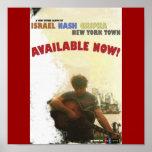 Poster original del promo de la ciudad de Nueva Yo
