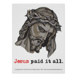Poster Paid It All (Saviour 3)