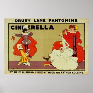 Poster para Cinderella